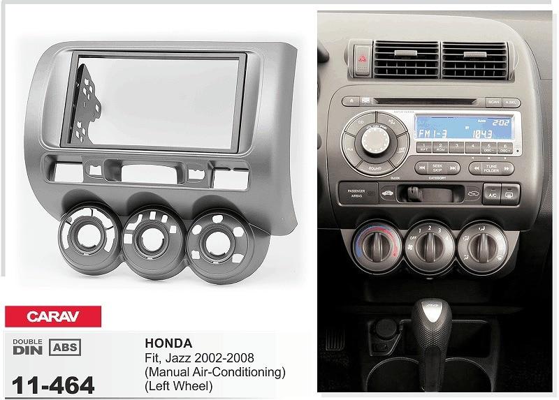 переходная рамка для honda jazz 2002-2008