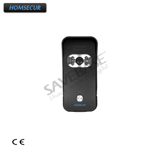 HOMSECUR TW-669H(B) Night Vision Camera for Video Door Phone Hands-free Intercom 1V1, 1V2, 1V3,1V4, 2v1, 2v2, 2V3, 2V4 сумка bottega veneta 171265vq1301000 bv 2014