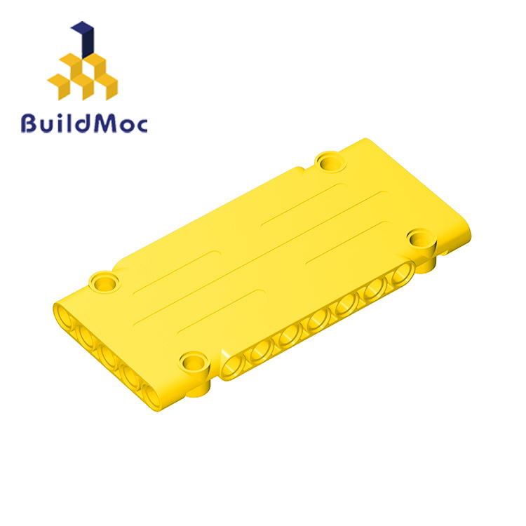 BuildMOC Compatible Assembles Particles 64782 1x5x11 For Building Blocks Parts DIY  Educational Tech Parts Toys