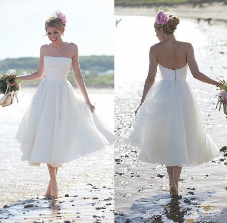 Online Get Cheap Short Casual Wedding Dresses -Aliexpress.com ...