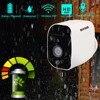 DAYTECH Battery Powered 1080P Wireless IP Camera WiFi 2MP HD Surveillance Camera Waterproof CCTV Indoor Outdoor