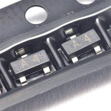 1000pcs/lot BAV70 0.2A 70V SOT-23 A4 SMD SOT transistor BAV70LT1G 1000pcs bc817 25 sot23 817 25 sot smd 6b new transistor free shipping