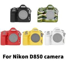 Camera Bag for NIKON D800 D800E Lightweight Camera Bag Case Protective Cover for D800 D800E Camouflage Black colour цена в Москве и Питере
