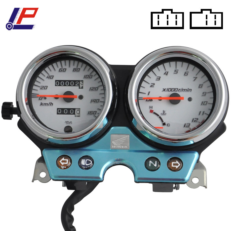 Motorcycle Gauges Cluster For VTR250 2004 2007 VTR 250 04 05 06 07 ...
