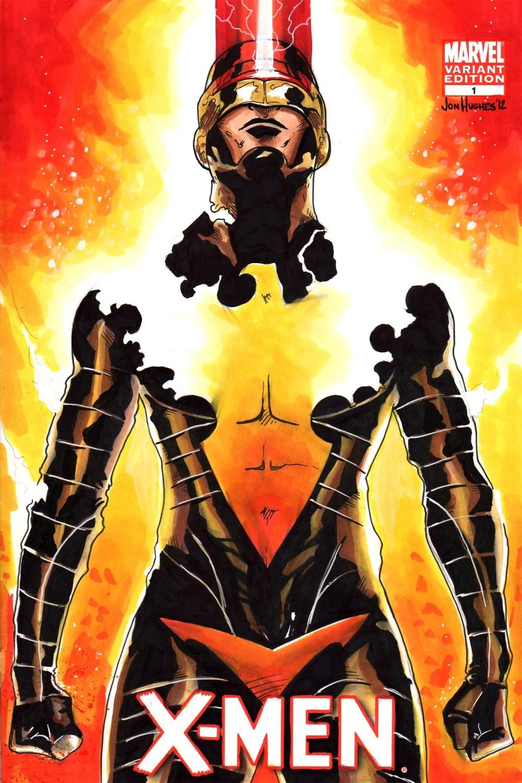X Men Superheroes Font B