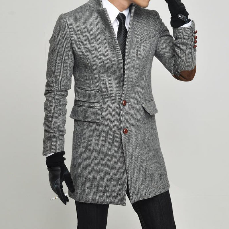 Online Get Cheap Herringbone Wool Coat -Aliexpress.com | Alibaba Group