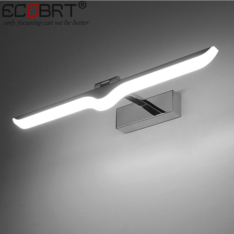 Modern Decoration Led Bathroom Mirror Light Sconce Fixture Modern Indoor Lighting Fixtures 9W 12Watts AC 100 240v in LED Indoor Wall Lamps from Lights Lighting