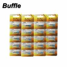 20pcs/4packs 12V 23A Battery MN21 A23 23AE 23A LRV08 E23A K23A 12V Alkaline Primary Batteries 20pcs fmh23n50e 23n50e to 3p 500v 23a original