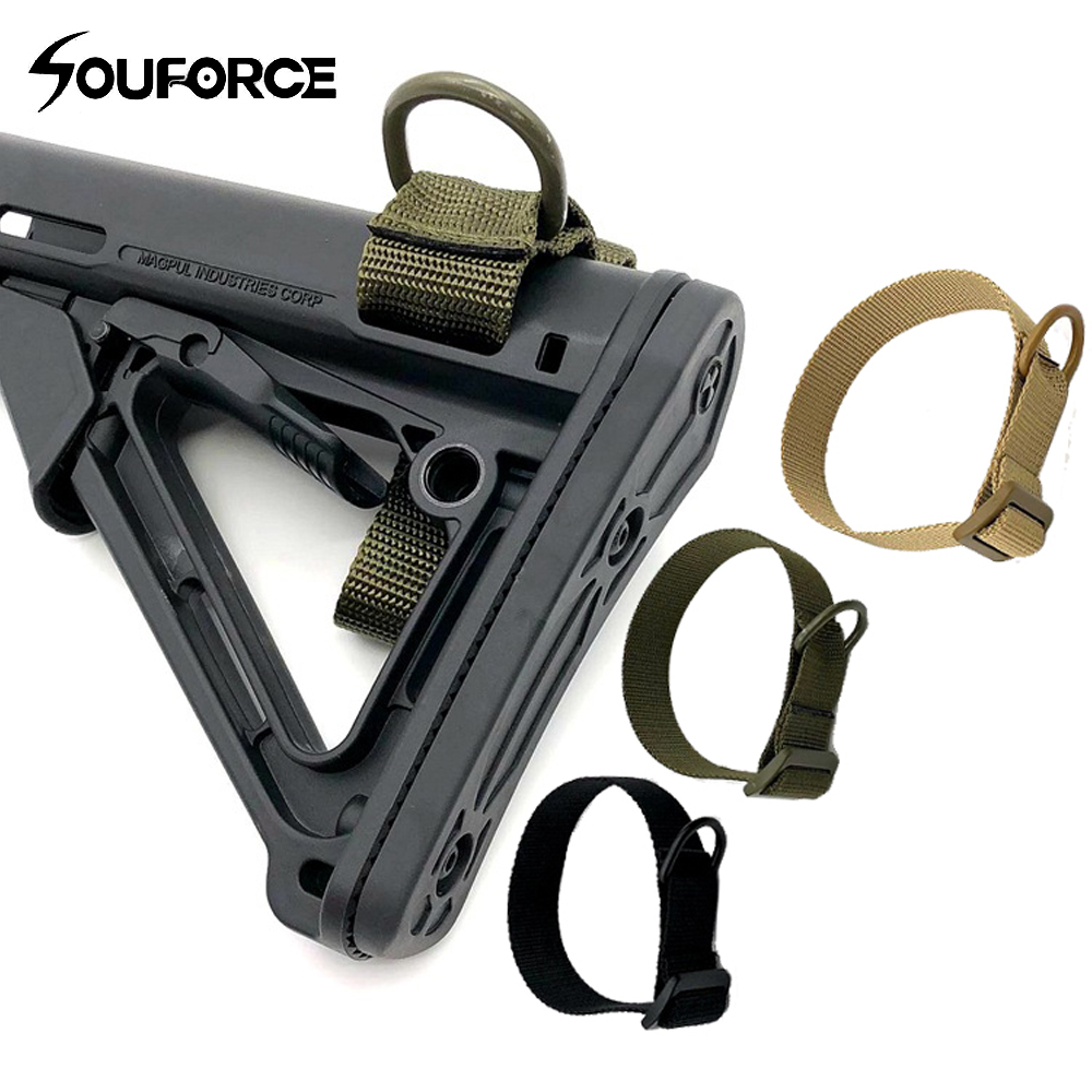 Tactical Multi-function Gun Rope Military Portable Strapping Belt for Shotgun Airsoft