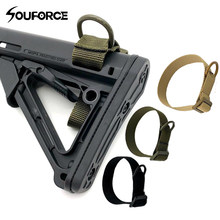 Tactische multifunctionele Gun Rope Militaire Draagbare Strapping Riem voor Shotgun Airsoft Bundel Pistool Riem Jacht(China)