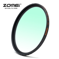 ZOMEI 77mm Digital HD SLIM MCUV Protective UV Filter 18 Layer Multi Coating High Definition SuperSlim