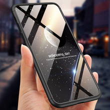 hot deal buy 360 degree full protection hard case for iphone xr back cover shockproof case for iphone xr case + glass film for iphonexr
