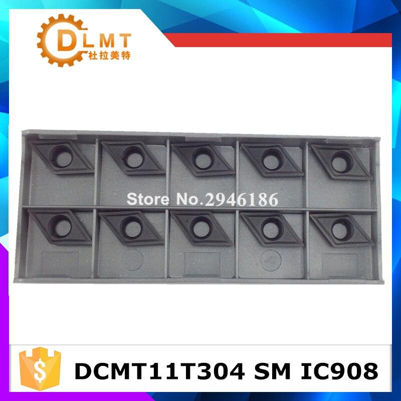 Tasuta kohaletoimetamine välistööriistad 10tk / partiid DCMT11T304 - Tööpingid ja tarvikud - Foto 3