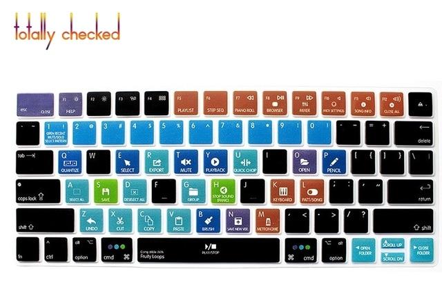 fl studio keyboard shortcuts