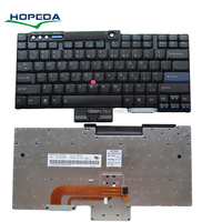New Laptop Keyboard For Lenovo ThinkPad T60 R60 R61 T61 Z60 T61P T400 R400 T500 W500