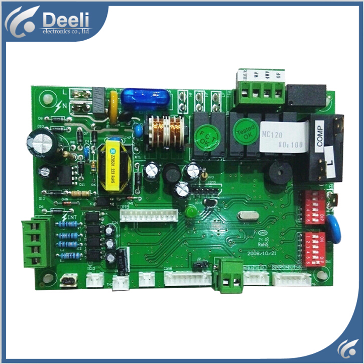Smart For Mcquay Air Conditioner Motherboard Airducts Mc120 Machine Control Board Cassette Circuit Board Ceiling Machine Pc Board Air Conditioner Parts