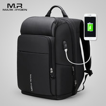 Mark Ryden 15 inch Laptop Backpack For Man Waterproof Functional Bag With USB Port Travel Male Backpack(China)