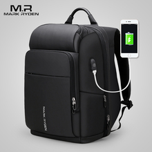 Mark Ryden 15 inch Laptop Backpack For Man Waterproof Functional Bag With USB Port Travel Male Backpack