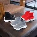 Детская повседневная обувь  кроссовки для девочек  для бега  для мальчиков  повседневная обувь  для улицы  противоскользящие  вязаные  детск...