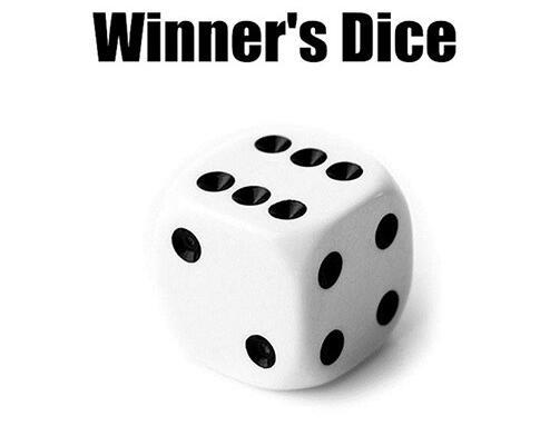 Winner's Dice By Secret Factory Magic Tricks