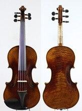 5 струны для скрипки o! копия Stradivari 1715 модель! Старина масло вампир. Мастер тон! чехол Лук канифоль! Бесплатная доставка! Обер мост!