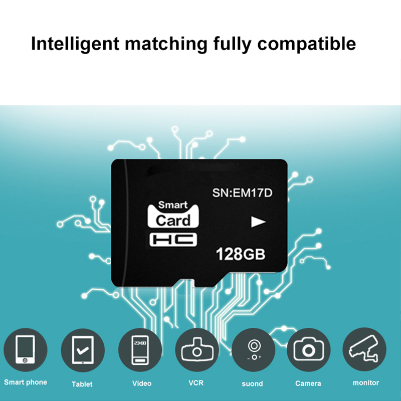 Image 5 - Memory Card Phone 16GB 4GB 8GB 32GB Flash Card TF For Micro SD 128GB SD Cards 64GB For Phone Tablet Camera Dropship-in Micro SD Cards from Computer & Office