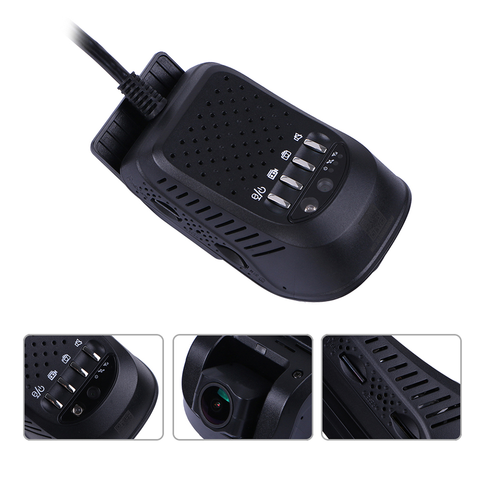 US $166 21 12% OFF|Jimi Unique JC100 3G Smart GPS Tracking Dash Camera Car  Live Stream Video Recorder & Monitoring by PC Free Mobile APP-in DVR/Dash