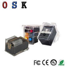 все цены на New cartridge for Refillable Edibel ink cartridge for Coffee printer Food printer for HP 803BK 803 COLOR онлайн