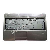 NEW Palmrest upper case cover for HP Envy Pavilion M6 M6 1000 707886 001 AP0U9000100 BLACK SILVER color