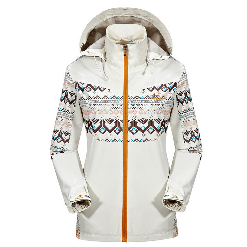 Hot Softshell Jacket Women Waterproof Windproof Camping Hiking Hunting Coat Outdoor Sport fleece mountain clothes Plus Spring