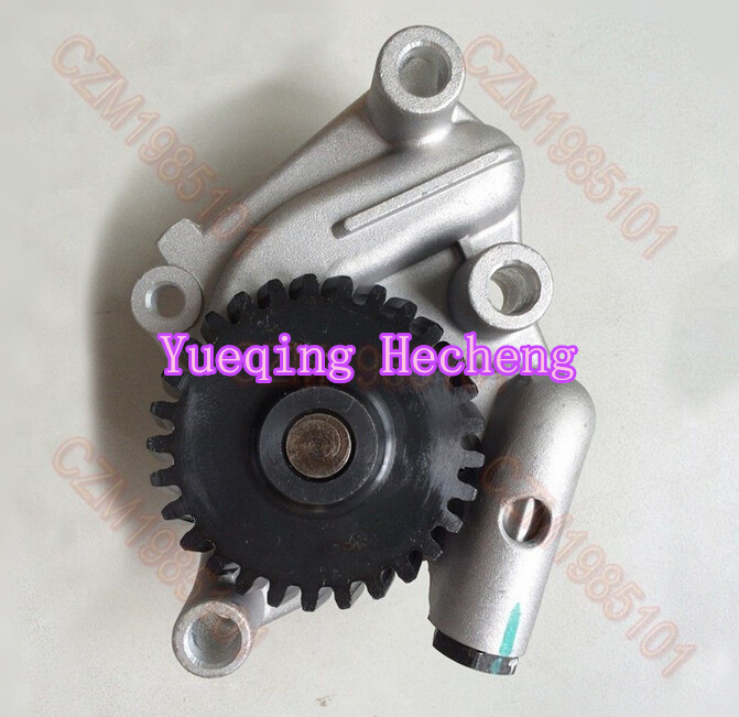 New Oil Pump 129900-32001 YM129900-32001 for 4D94E 4TNV94 Engine 6162 63 1015 sa6d170e 6d170 engine water pump for komatsu
