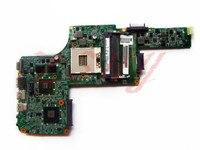 東芝衛星 L730 L735 ノートパソコンのマザーボード DABU5DMB8E0 A000095820 ddr3 送料無料 100% のテスト ok -