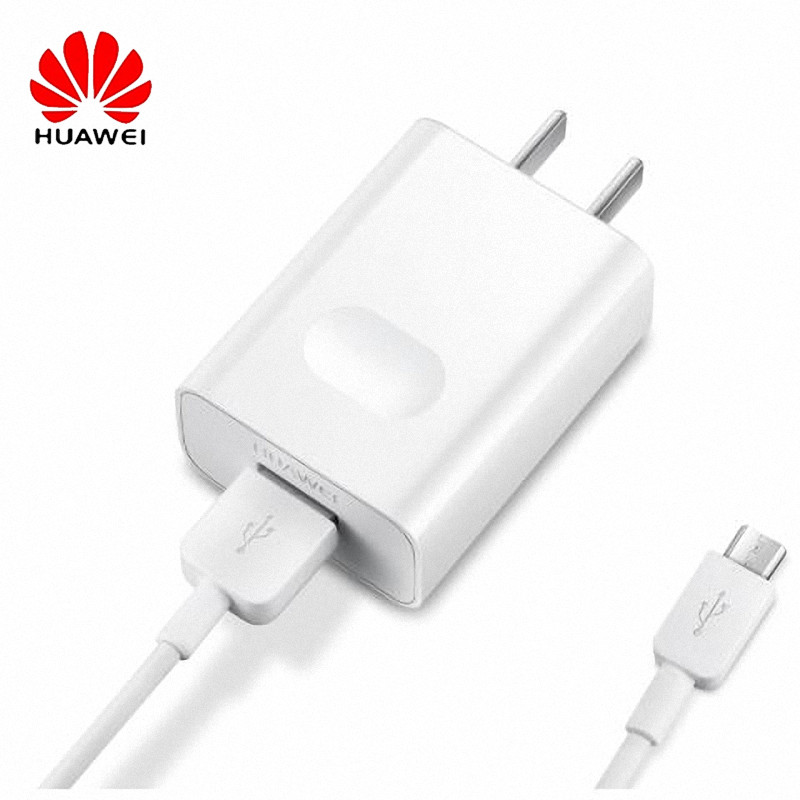 original Huawei wall charger 9V/2A 18W huawei Quick charger 2.0 + 2A type c cable or Micro cable for smart phone drop shipping