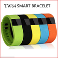 TW64 Smartband Bluetooth 4.0 Smart  Wristband Pedometer Sleep Tracker Bracelet Waterproof band Fitness Tracker  for Android iOS
