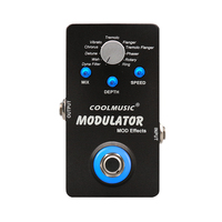 Coolmusic Digital Modulation Guitar Pedal