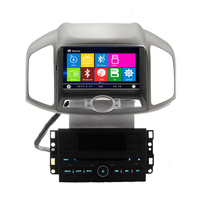 Free Shipping 8 Inch Capacitive Touch Screen Car DVD Player With GPS Navigation System For Chevrolet