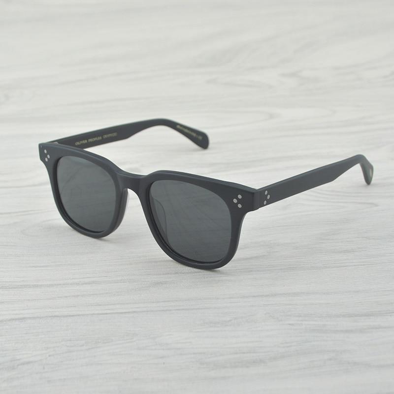 High Quality Polarized Sunglasses Afton Designer Vintage Sunglasses Men Fashion Ov5236 Sun Glass Oculos De Sol Masculino