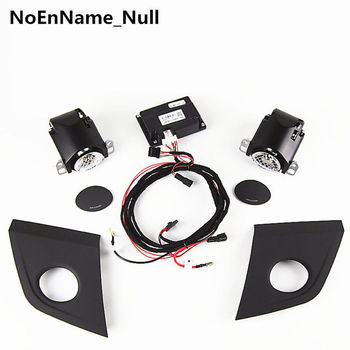 NoEnName_Null  Loudspeaker Rising Tweeter Speakers for AUDI A4 A5 A6 A7 A8 Q5 Q7 support Up and Down