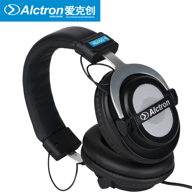 New Arrival Alctron HE460 Semi open music studio monitor headphones hifi headset