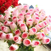 Free Shipping Fresh rose Artificial Flowers Real Touch rose Flowers, Home decorations for Wedding Party or Birthday