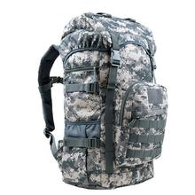 50L Tactical Backpack Camping outdoors sports bag men women hiking travel hunting backpack military bag equipment