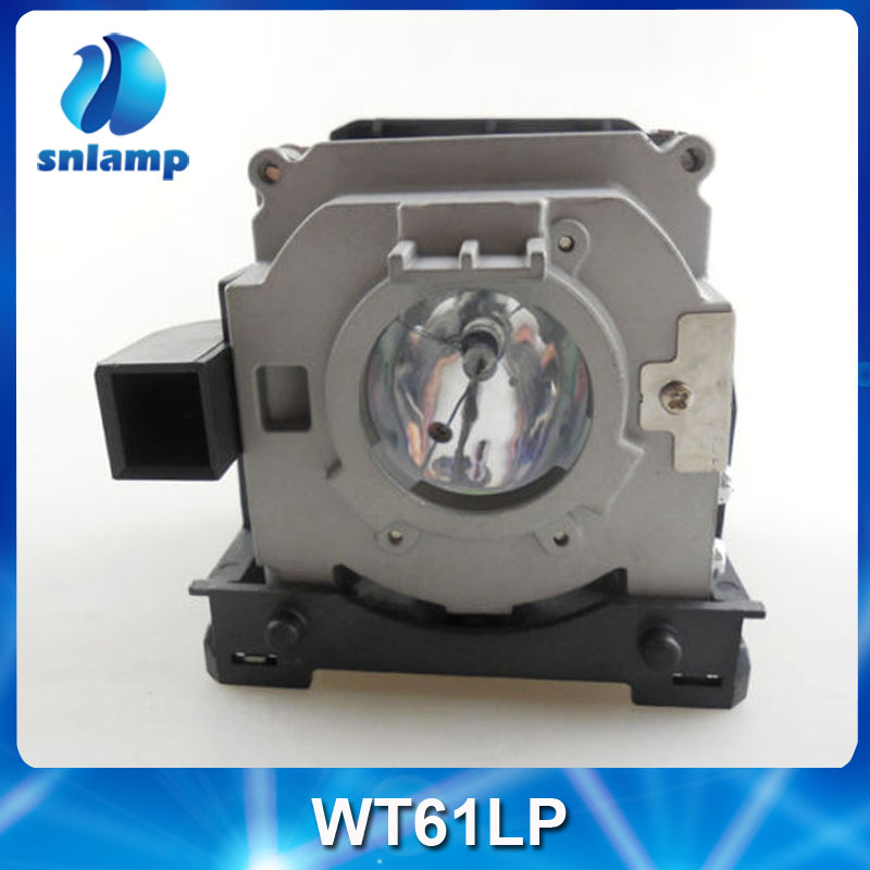 ФОТО WT61LP compatible projector lamp for WT610 WT615