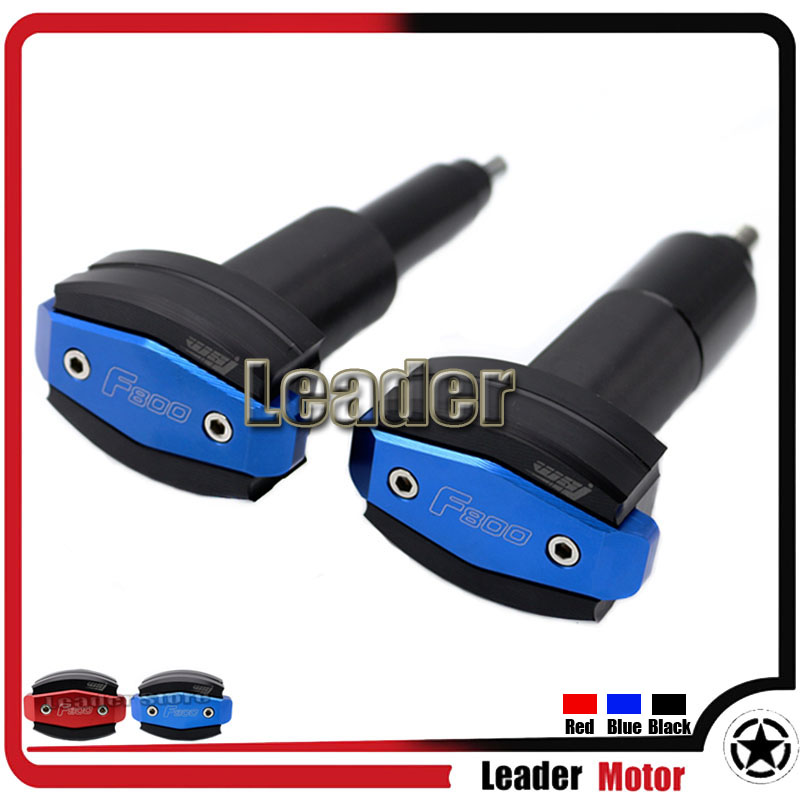 For BMW F800R F800 R F 800R 2015 2016 Motorcycle Accessories Body Frame Sliders Crash Protector Motobike Falling Protection body frame sliders crash protector motobike falling protection blue for bmw s1000rr 2010 2011 2012 2013 2014 2015 2016