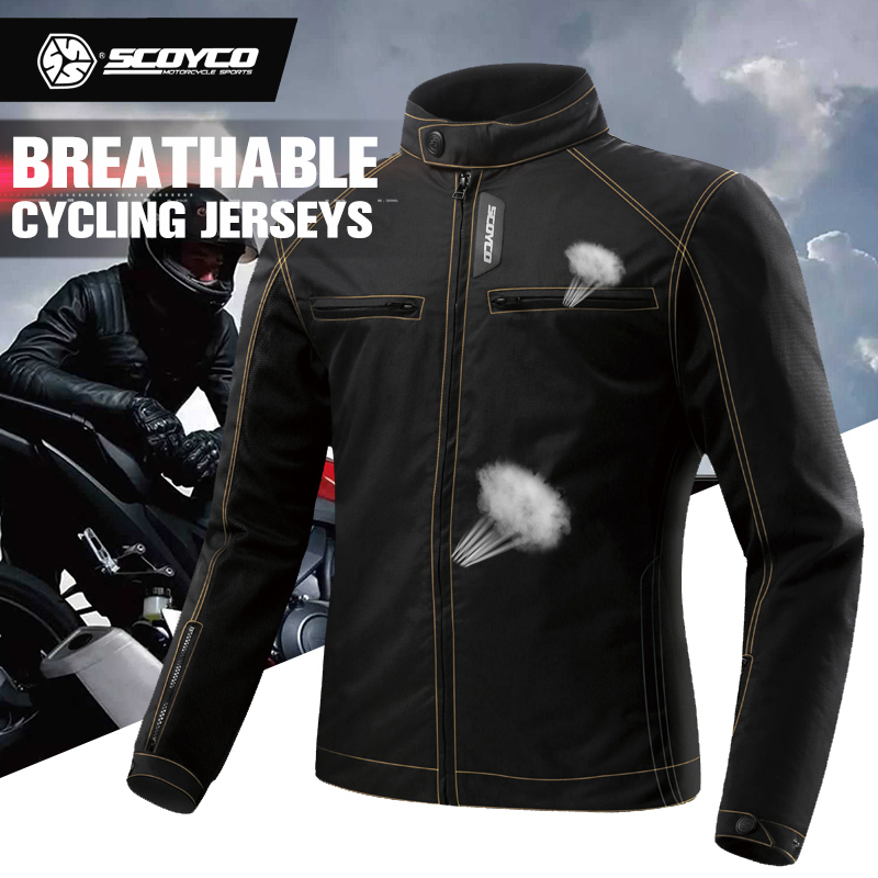 SCOYCO Motorcycle Racing Jacket Summer Breathable Jaqueta Motoqueiro Motobike Dirt Bike Chaqueta Moto Blouson Moto Body Armor riding tribe motorcycle racing jacket motocross jaqueta motoqueiro blouson campera moto liner protective jackets