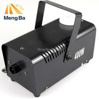 mini 400W Wireless remote control fog machine pump dj disco smoke machine for party wedding Christmas stage fogger machine
