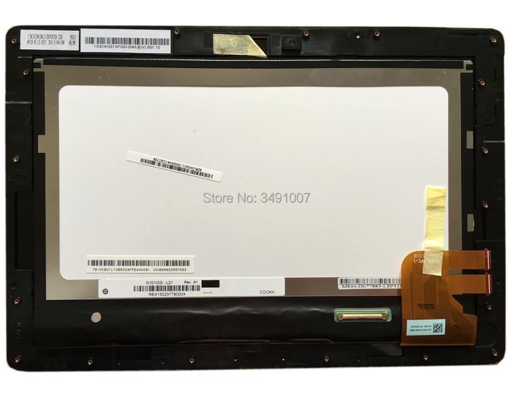 5158N FPC-1 LCD Touch Screen Digitizer Assembly with Frame For ASUS Pad TF300T manuscript found in accra