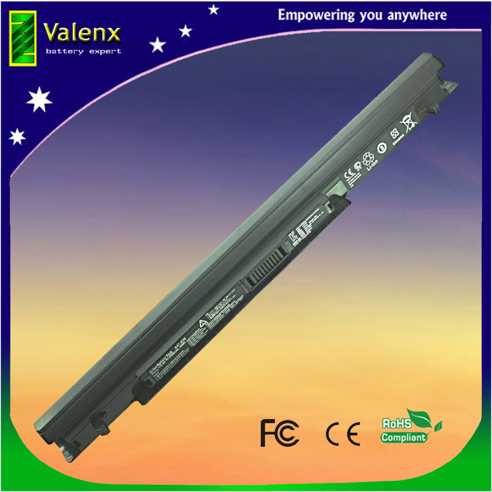 Laptop Battery For Asus A31-K56 A32-K56 A41-K56 A42-K56 A46C A46 A56 K46 K56 A46