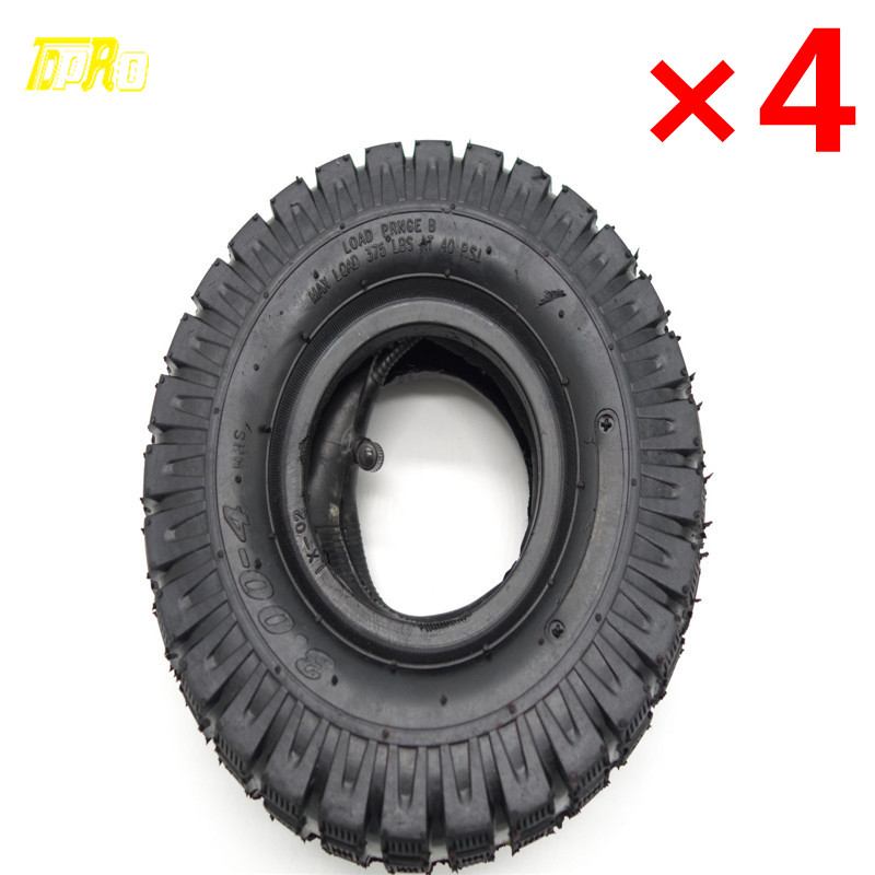 1 Pcs Motorcycle Electric Scooter Inner Tube 3.00-4 or 9x3.5-4 Go kart Mini