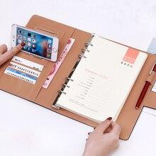 Losbladige Notebook Student A5 Afneembare Verdikte Notepad B5 Business Werk Notebook