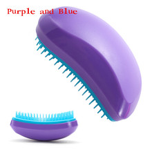 1 Pcs Hot style mouse comb professional tangle hair combs wholesale in stock Fast Shipping Loop Brush bb